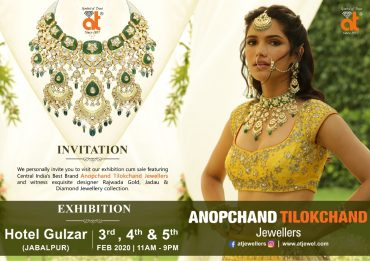 Jewellery Exhibition at Jabalpur by AT Jewellers