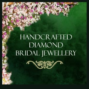 Handcrafted Diamond Bridal Jewellery